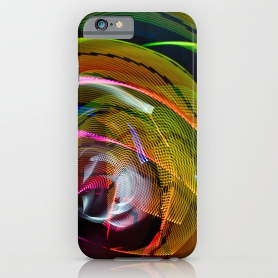 Experiments in Light Abstraction 3 iPhone & iPod Case