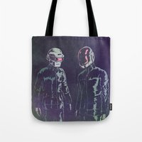 The Robots Tote Bag