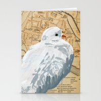 Fan-tailed Dove Stationery Cards