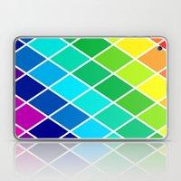 Tetrahedral Rainbow Laptop & iPad Skin