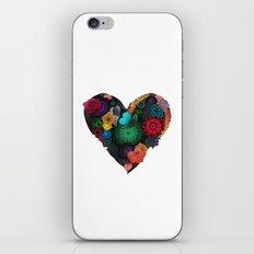 Gobblynne Heart iPhone & iPod Skin