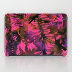 Vibe of the Jungle {Red} iPad Case