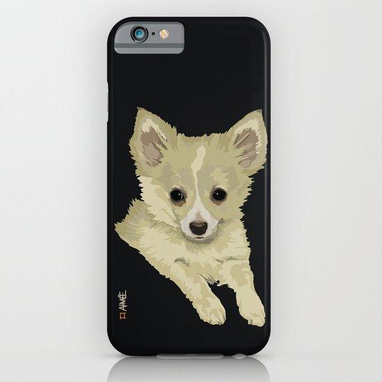 Long Hair Chihuahua iPhone & iPod Case