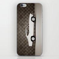 White Chevelle iPhone & iPod Skin