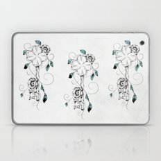 Poetic Key of Luck  Laptop & iPad Skin