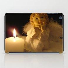 Warten aufs Christkind iPad Case