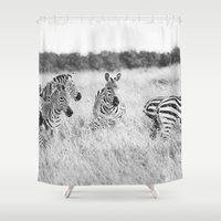 independent::kenya  Shower Curtain