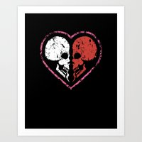MADly In Love With You  … Art Print
