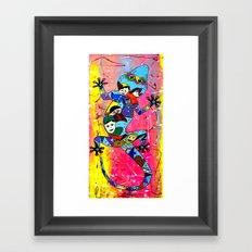 ONCE IN A LIFETIME Framed Art Print