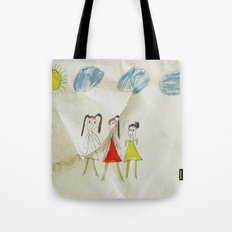 Sisters?  Tote Bag