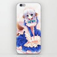 NEW ANIME COLLECTION 8 iPhone & iPod Skin