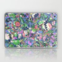 Flower Explosion Laptop & iPad Skin