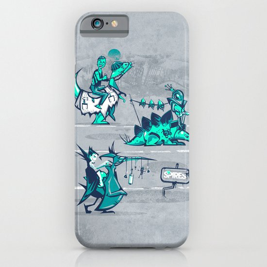 Post Human Caravan iPhone & iPod Case