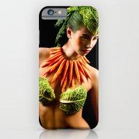Healthy Eating iPhone 6 Slim Case