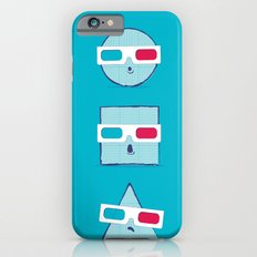 3D Shapes iPhone 6 Slim Case