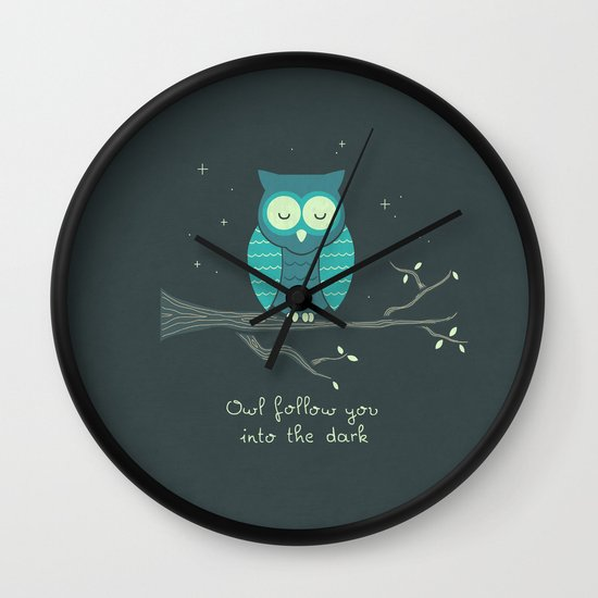 The Romantic Wall Clock