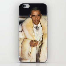 Fabulous Obama iPhone & iPod Skin