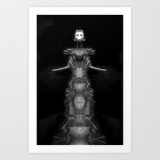Chimaera Art Print