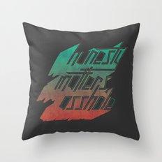 Honesty Matters Throw Pillow