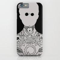 the illustrated man - bradbury iPhone 6 Slim Case