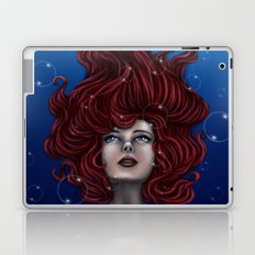 Tears of a Mermaid Laptop & iPad Skin