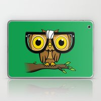 The Little Wise One Laptop & iPad Skin