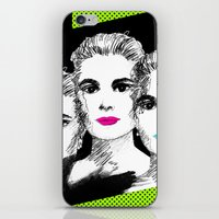 Gracia iPhone & iPod Skin