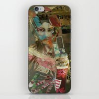 A Stronger Woman iPhone & iPod Skin