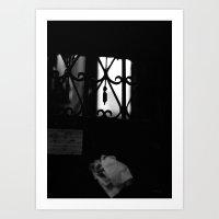 Hong Kong #59 // Past Midnight Art Print