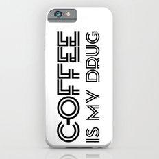 Coffee V iPhone 6 Slim Case