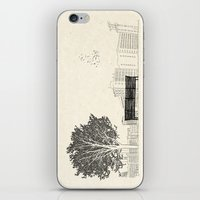 Tom's Favourite Spot —… iPhone & iPod Skin