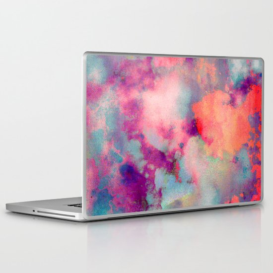 Untitled 20110625p (Cloudscape) Laptop & iPad Skin