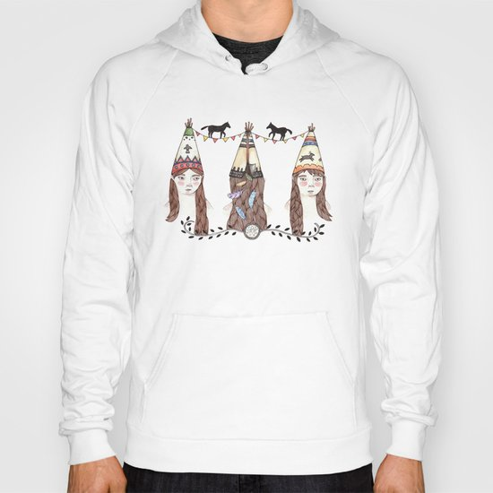 Tipi Party Hoody