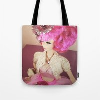 Prim and Proper Tote Bag