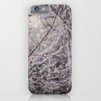 winter snow iPhone 6 Slim Case