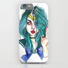 Frances bean / This is water  iPhone 6 Slim Case