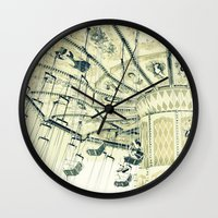 I can touch the sky Wall Clock