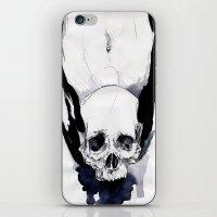 DEATH COOCH iPhone & iPod Skin