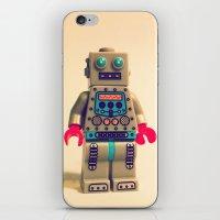 Robot 2000 iPhone & iPod Skin