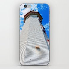 Lighthouse Reaches the Sky iPhone & iPod Skin