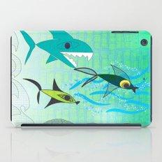 Fish Tale iPad Case