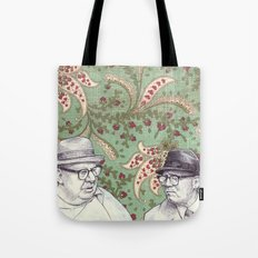 Old Men Tote Bag