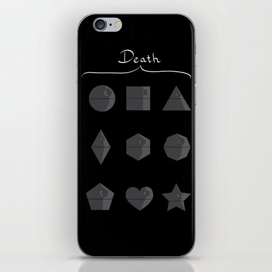 Sith geometry lessons iPhone & iPod Skin