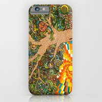 iPhone & iPod Case featuring Etz haDaat tov V'ra: Tree of Knowledge by Matthew Klaver