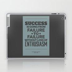 Success Laptop & iPad Skin