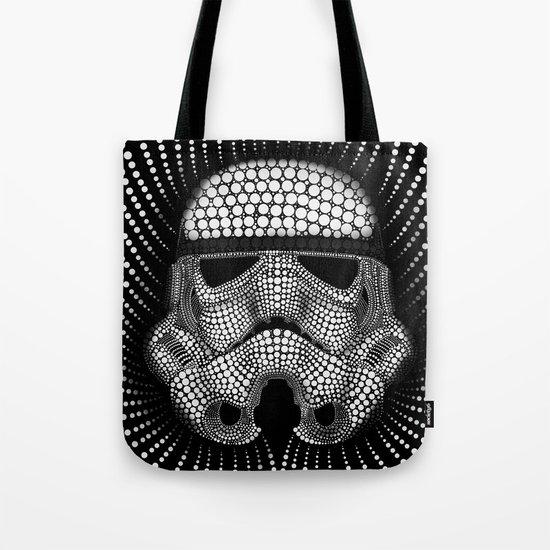 Trooper Star Circle Wars Tote Bag