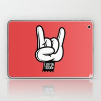 Keep on Rockin Laptop & iPad Skin