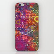 Circle Fantasies iPhone & iPod Skin