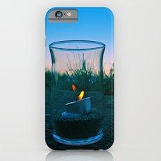 Seaside flame iPhone 6 Slim Case