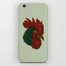 cock-a-doodle-Boo! iPhone & iPod Skin
